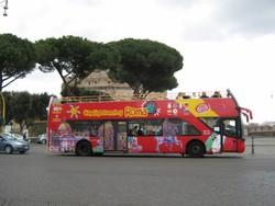 Транспорт в Риме, или как не заблудиться в Вечном городе