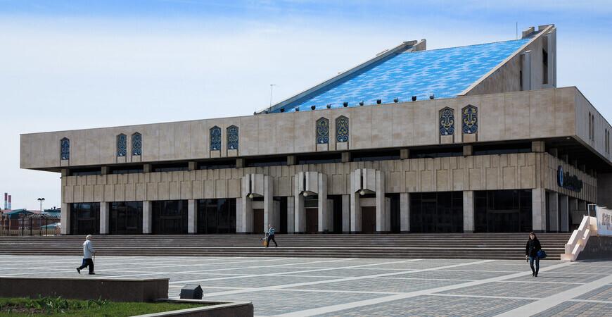 Театр Камала в Казани