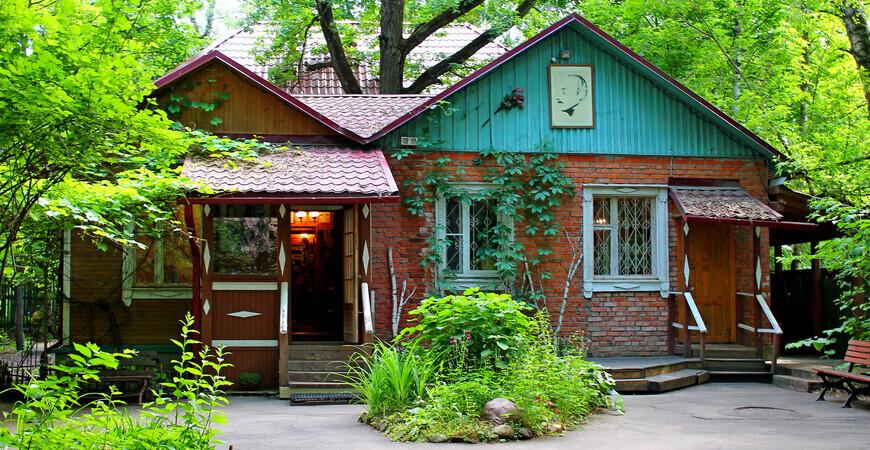Дом-музей Булата Окуджавы