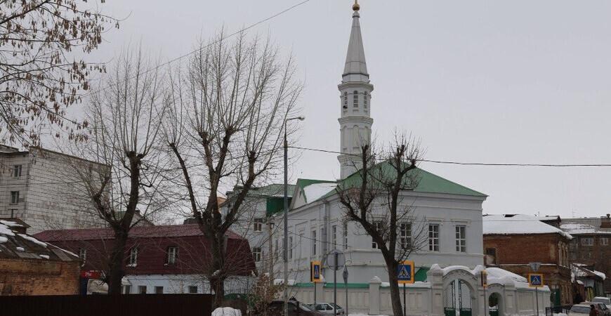 Голубая мечеть Зангар