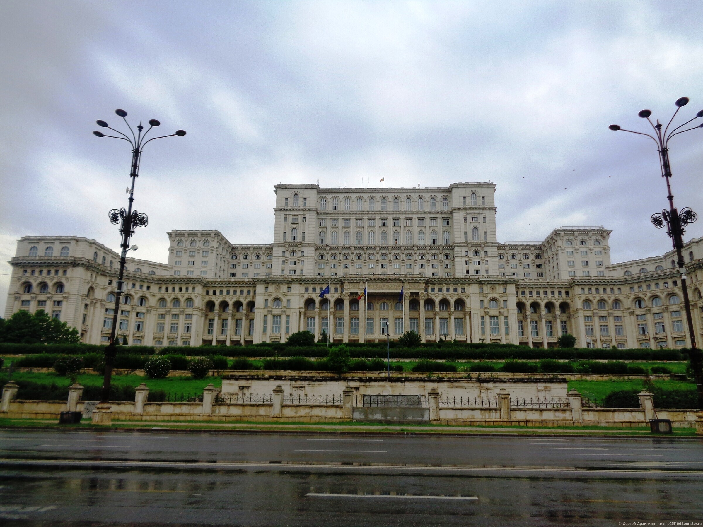 Неожиданный Бухарест.