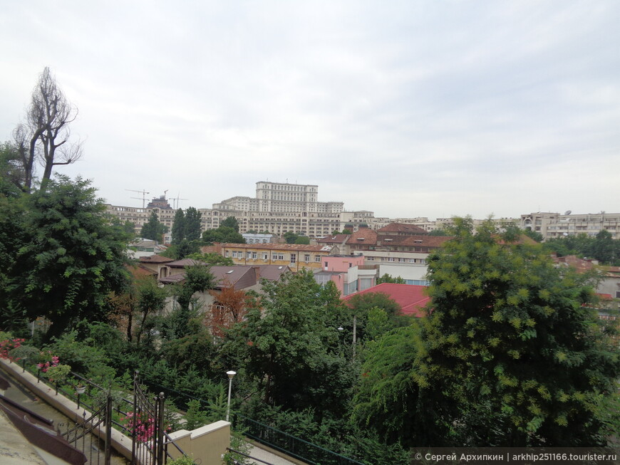Вид с митрополичьего холма