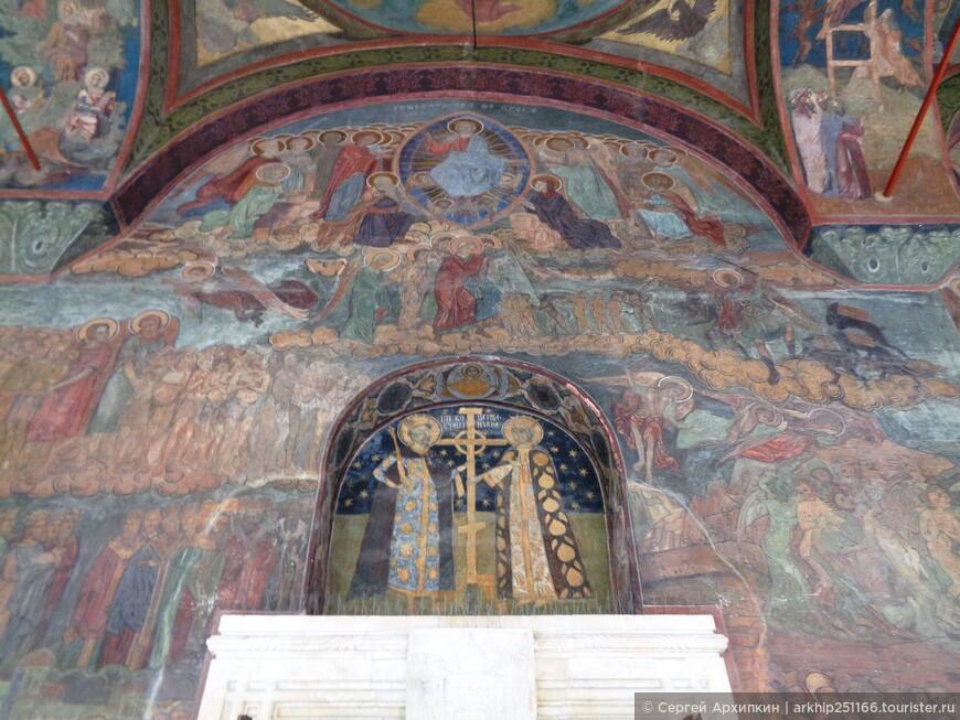 Фрески собора