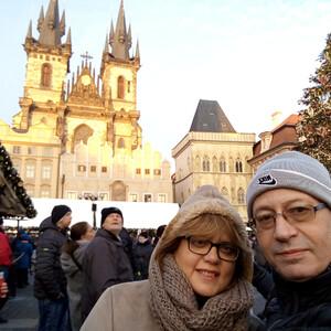 Рождественская ярмарка.Чехия. Прага 2016