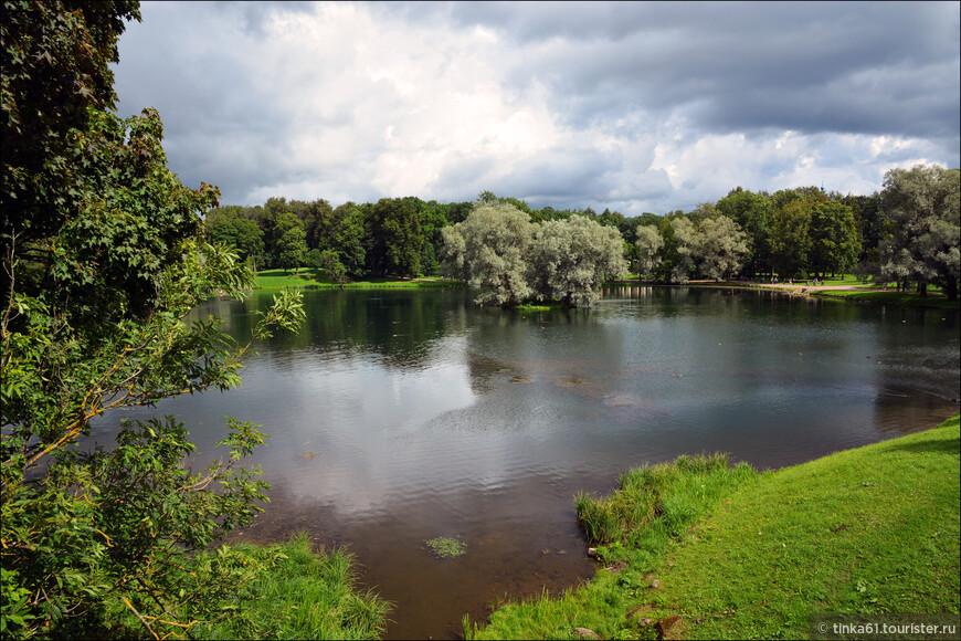 Серебряное озеро.