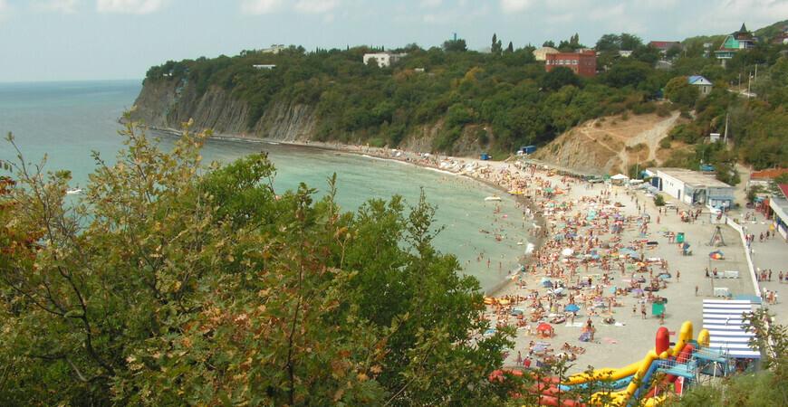 Пляж «Бетта»
