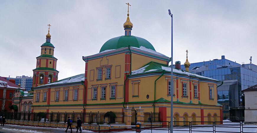 Храм Сошествия Святого Духа в Казани