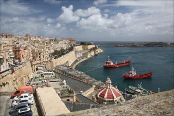 Рекордное число туристов посетило достопримечательности Мальты