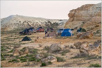 Изнанка экспедиции: как мы жили в степи