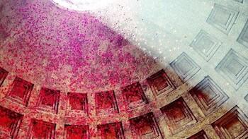 В римском Пантеоне пройдёт «Дождь из роз»