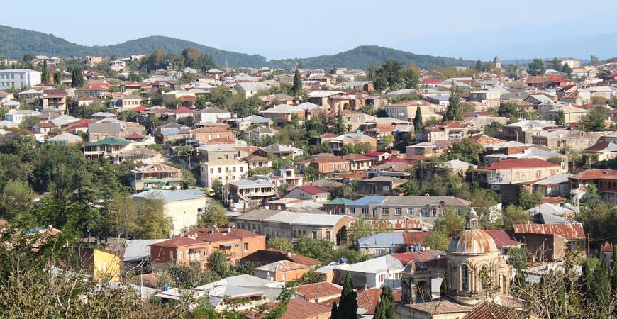 Старый город Кутаиси