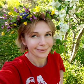 Турист Анастасия Буянова (sheftali)