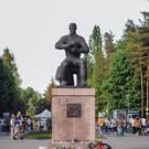 Парк Победы в Липецке