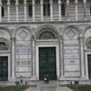 Пиза, площадь Чудес, деталь декорации фасада Кафедрала, экскурсии по Флоренции и Тоскане с частным индивидуальным гидом на русском языке