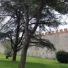 Пиза, старинные городские стены, 1170 года, экскурсии по Флоренции и Тоскане с частным индивидуальным гидом на русском языке
