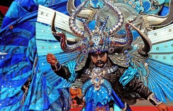 В Индонезии пройдёт Этнический мега-карнавал