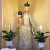 Флоренция, церковь Санта Мария дель Кармине, статуя из дерева Марии с младенцем, экскурсии по Флоренции с частным индивидуальным гидом на русском языке