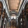 Флоренция, внутреннее убранство в Санто Спирито, экскурсии по Флоренции с частным индивидуальным гидом на русском языке