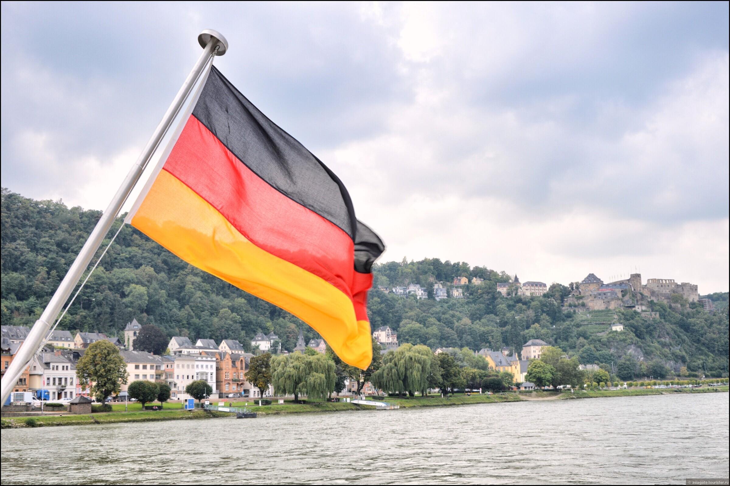Вид с воды: замки «Романтического Рейна»