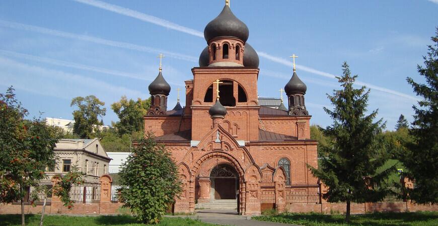 Покровский собор в Казани