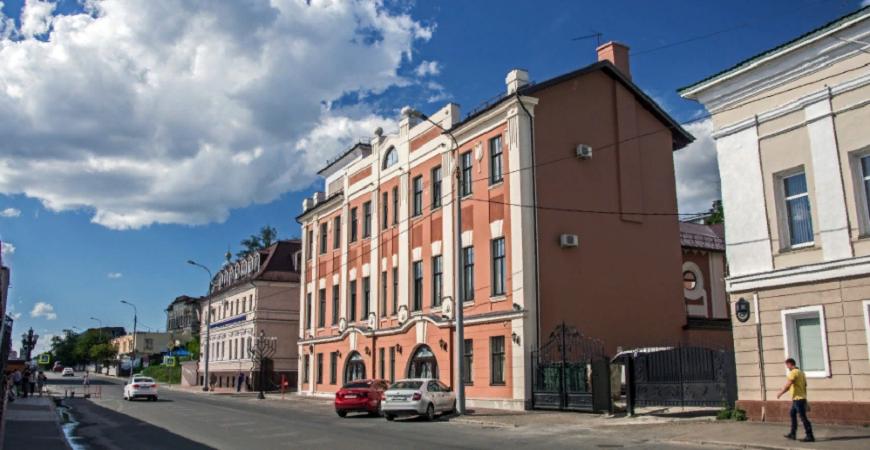 Синагога в Казани