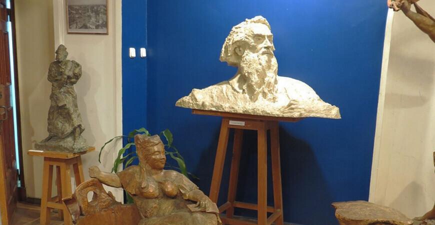 Мемориальный музей-мастерская С.Т. Конёнкова
