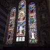 Флоренция, Санта Мария Новелла, внутренне убранство церкви, витражи, экскурсии по Флоренции с частным индивидуальным гидом на русском языке