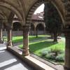 внутренний дворик базилики Санта Мария Новелла, экскурсии по Флоренции с частным индивидуальным гидом на русском языке