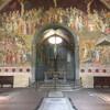 Испанская Капелла в комплексе Санта мария Новелла , фрески 14 век, экскурсии по Флоренции с частным индивидуальным гидом на русском языке