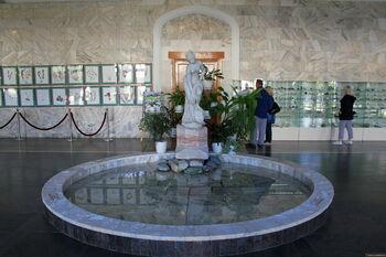 Галерея с минеральными водами в Кисловодске