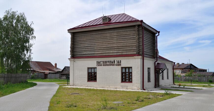 Выставочный зал «Старая водонапорная башня» в Свияжске