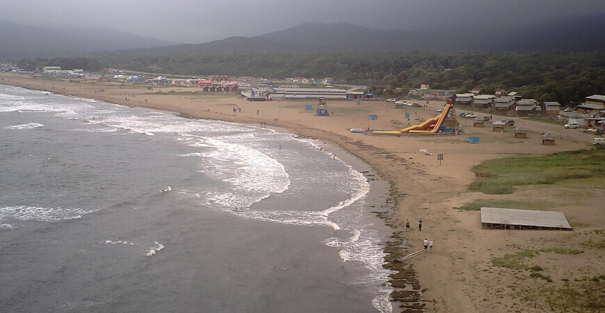 Пляж «Шамора»