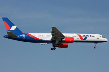 Авиакомпания AZUR air начала летать из Махачкалы в Анталию