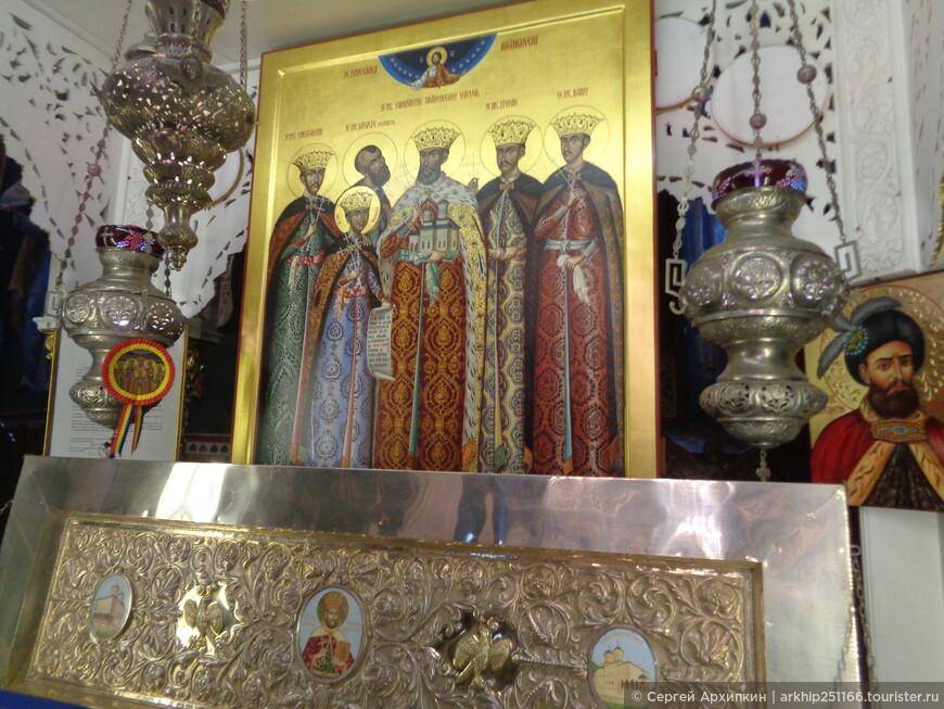 В соборе Святого Георгия