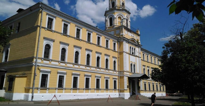 Центральный музей МВД России в Москве