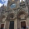 фасад сиенского Кафедрального собора, экскурсии по Флоренции и Тоскане с частным индивидуальным гидом на русском языке