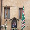 Сиена, контрада гуся, цвета контрады и почитание девы Марии, экскурсии по Флоренции и Тоскане с частным индивидуальным гидом на русском языке