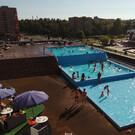Пляж «Мармелад» в Великом Новгороде