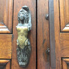 Флоренция, дверная ручка, экскурсии по Флоренции и Тоскане с частным индивидуальным гидом на русском языке