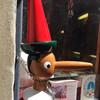 Флоренция, Пиноккио прикован цепью чтобы не убежал, экскурсии по Флоренции и Тоскане с частным индивидуальным гидом на русском языке