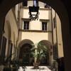 Флоренция, внутренний дворик, экскурсии по Флоренции и Тоскане с частным индивидуальным гидом на русском языке