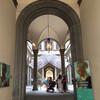 Флоренция, палаццо Строцци, современная инсталляция гамак, экскурсии по Флоренции и Тоскане с частным индивидуальным гидом на русском языке