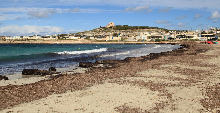Пляж Армиер
