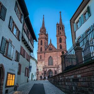 Базель: Старина и современность
