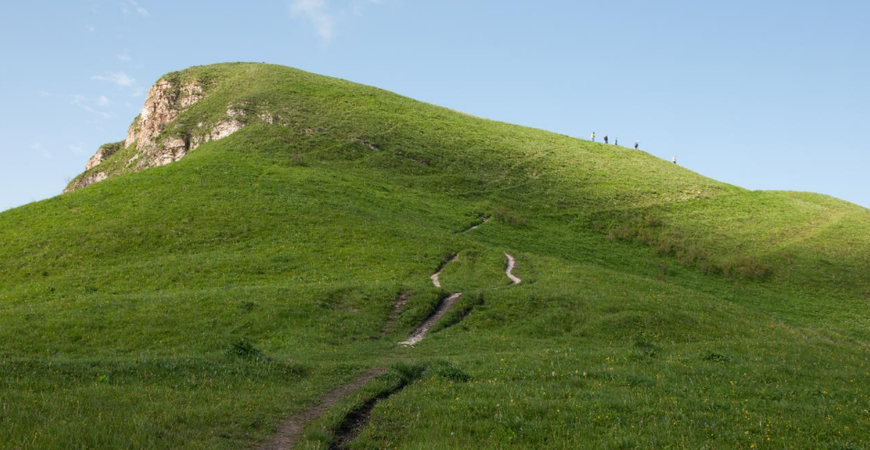 Гора Большое седло
