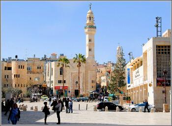 В прошлом году в Палестине побывали более 3 млн туристов