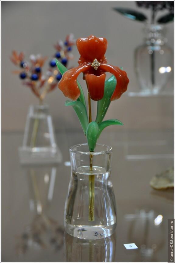 «Орхидея-пафиопедилиум»