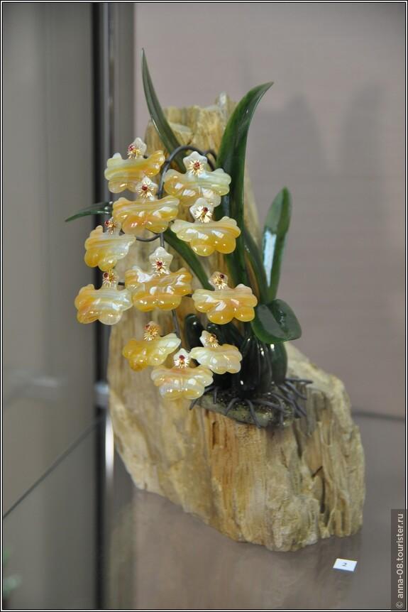«Орхидея-каламбия»