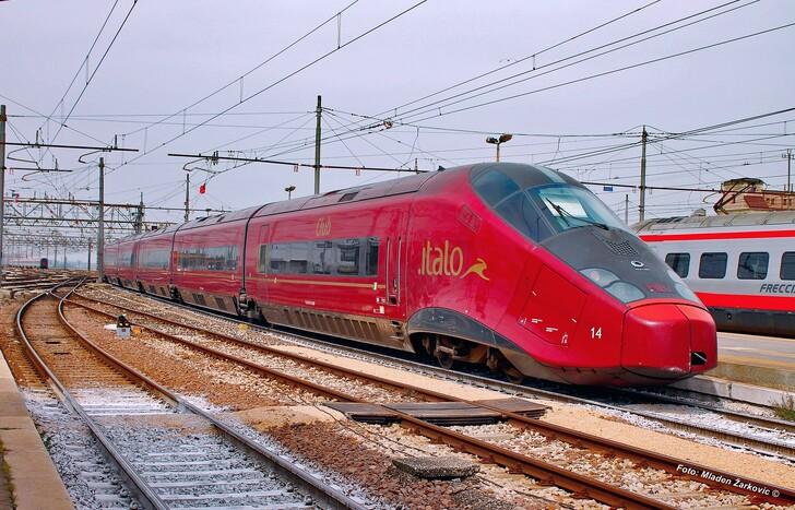 Поезд ItaloTreno