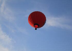 Фестиваль воздухоплавания в КМВ
